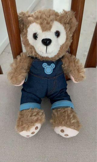 🚚 Authentic Duffy Bear