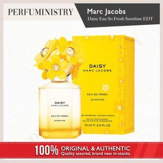 [perfuministry] MARC JACOBS DAISY EAU SO FRESH SUNSHINE EDT 🔥*2019 NEW RELEASE!