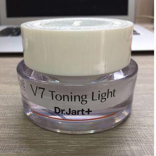 Dr.Jart + V7 Toning Light V7維他命肌光鑽白霜50ml