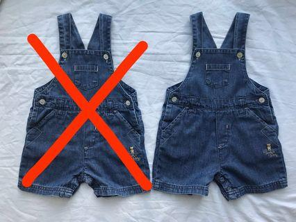 Trudy & Teddy Overall for Twins