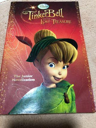 🚚 Tinker bell and the lost treasure