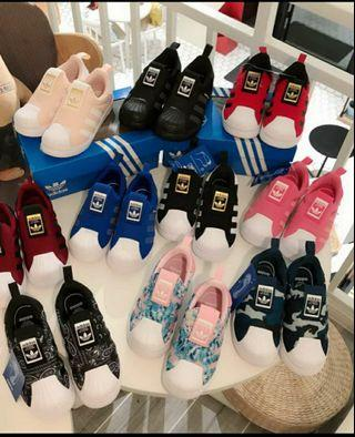 (po)Adidas superstar kids