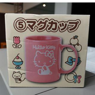 Sanrio Japan Kuji Hello Kitty mug