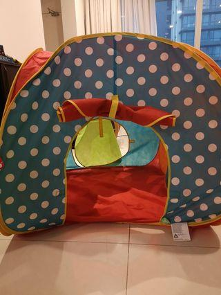 Early learning center foldable Play Tent
