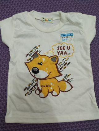NEW! Kaos Anak 0-12 Mo