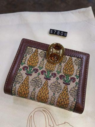 Gucci vintage shory wallet