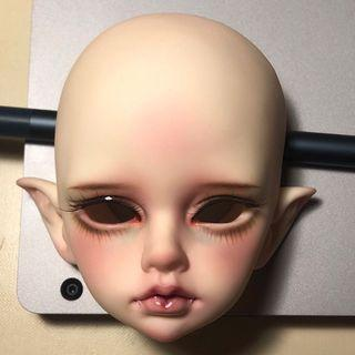 DIM bjd Kassia head 1/3 normal skin