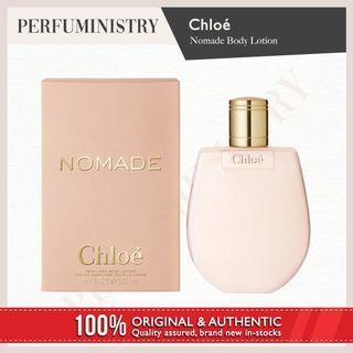 [perfuministry] CHLOE NOMADE PERFUMED BODY LOTION