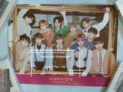 [CLEARANCE] WANNA ONE OFFICIAL POSTERS