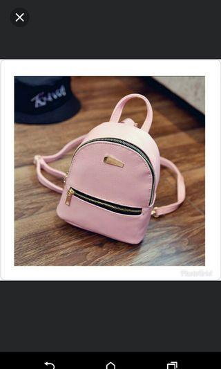 🚚 粉紅色后背面