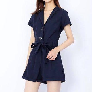 Zara buttoned jumpsuit ( price reduced )