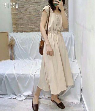 rochie button dress