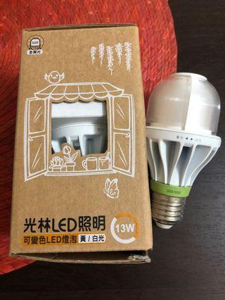 光林 LED 照明 13瓦