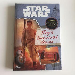 Rey's Survival Guide - Star Wars