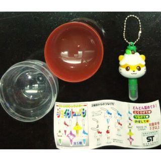 2002年 Sanrio CK鼠 扭蛋 哈姆太郎 蠟筆 吊飾