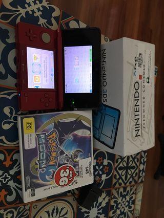 Nintendo 3DS & Pokémon moon
