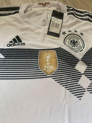 INSTOCK CLEARANCE 2018 World Cup Germany jersey Germany home kit Germany kit Germany jersey World Cup jersey