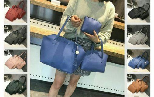 Handbag 3 in 1