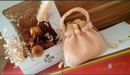 BN Silky Fashion Hand Bag