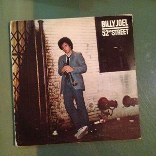 Lp. Billy Joel (52nd St) vinyl record