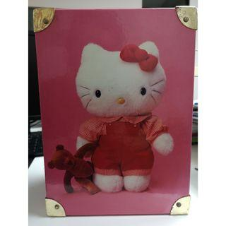 Sanrio Japan limited edition Hello Kitty Series number Plush Toy