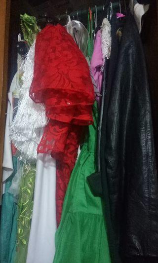 Baju gaun banyak pilihan bisa cod dateng k rumah lagsung nego
