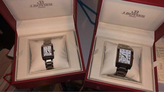 Bouvier 1-pair Watch