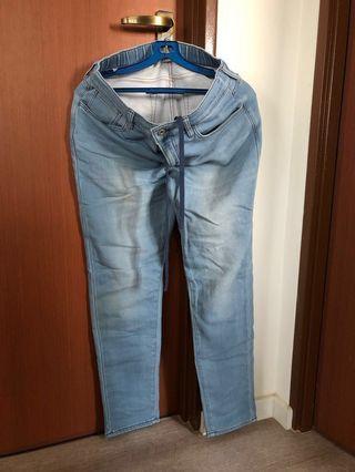 Uniqlo men stretch jeans M