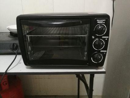 Sharp Oven