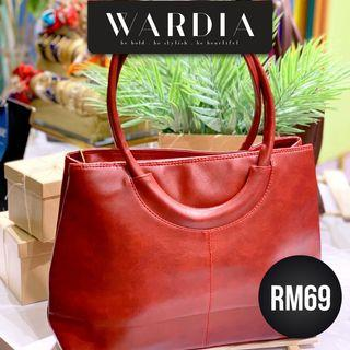 HANDBAG WARDIA CHILI