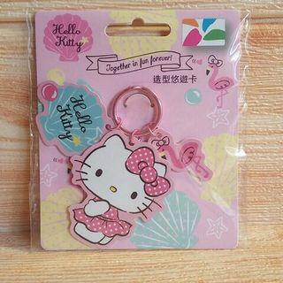 Hello Kitty Flamingo Taiwan Easycard charm