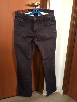 Dockers Alpha Slim Men Pants 30W x 29L
