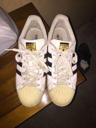 Adidas Superstar White Ori!