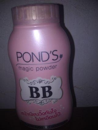 #BAPAU Ponds Magic Powder