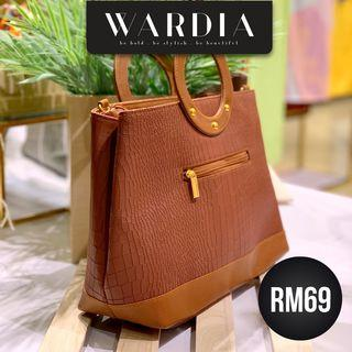 HANDBAG WARDIA LIGHT