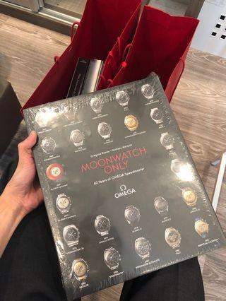 Omega Speedmaster Moonwatch Only 60th Anniversary Edition book