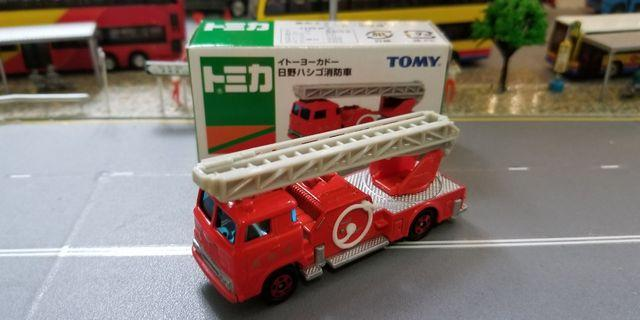 Tomica Hino Fire Engine