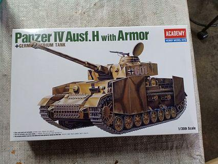 Panzer aust.h with armor