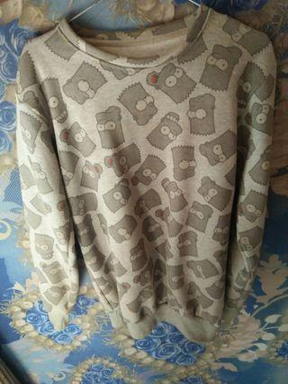 Sweater kartun
