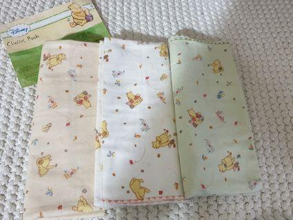 100% Cotton Large Baby Blanket