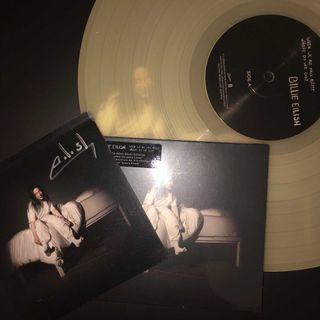 Billie Eilish Signed LP