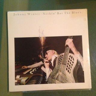 Lp Johnny Winter (Nothing But The Blues) vinyl record