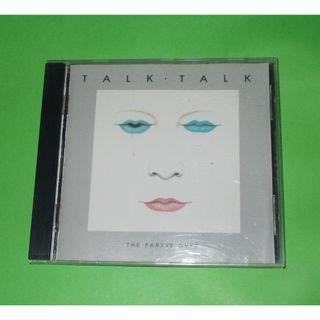 CD TALK TALK : THE PARTY'S OVER ALBUM (1988 REISSUE) NEW WAVE