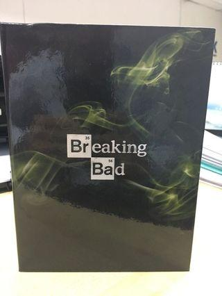 🚚 Breaking Bad The Complete Series Season 1 to 6 DVD Boxset