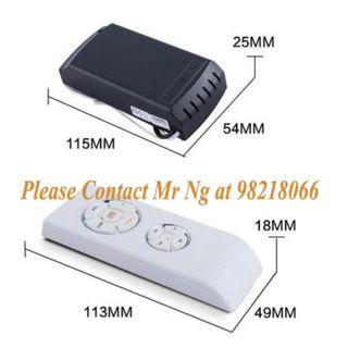 Remote Control for Ceiling Fan and Lights