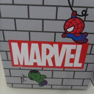 Marvel 膠盒
