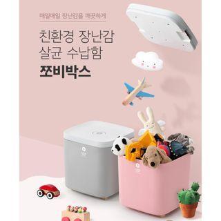 韓國🇰🇷製JJOBI Box 2合1 消毒櫃+ 收納箱