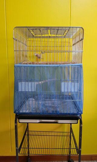 Seed Catcher for Bird Cages