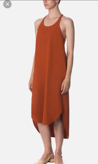 To trade: Beyond the vines- crepe dress with back detail