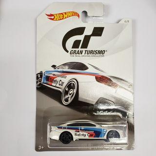 Hotwheels not tomica gt M4 safety car 全新盒有不完美